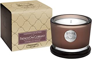 Aquiesse French Oak Currant 5 Oz. Candle in Gift Box
