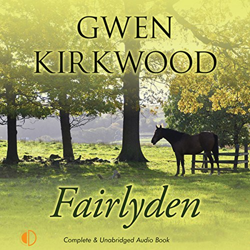 Fairlyden audiobook cover art