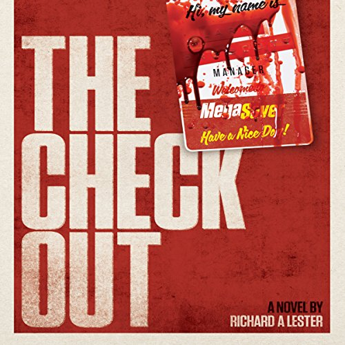 The Check Out audiobook cover art