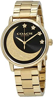 Coach Ladies Coach Grand Analog Business Quartz 14503278