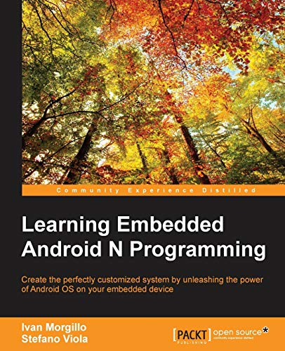 Learning Embedded Android N Programming