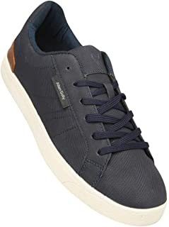 Allen Solly Mens Canvas Lace Up Sneakers