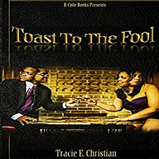 Toast to the Fool audiobook cover art