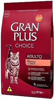 GRANPLUS CHOICE GATO ADULTO FRANGO CARNE - 10,1kg