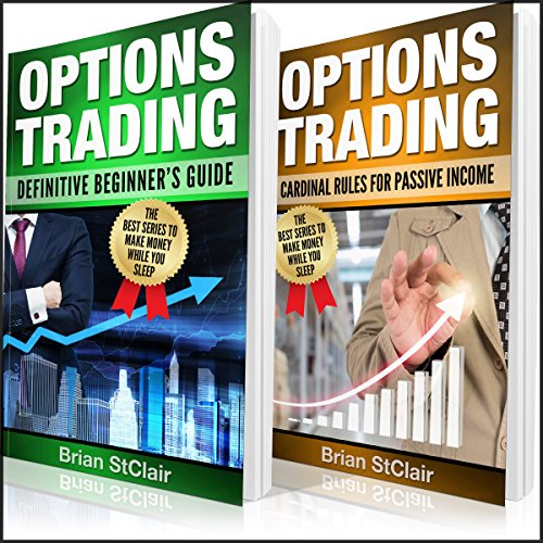 Options Trading: 2 Books in 1 audiobook cover art