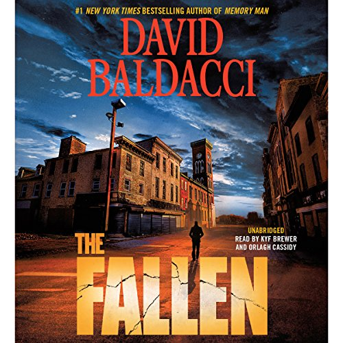 The Fallen                   By:                                                                                                                                 David Baldacci                               Narrated by:                                                                                                                                 Kyf Brewer,                                                                                        Orlagh Cassidy                      Length: 11 hrs and 56 mins     12,880 ratings     Overall 4.4
