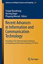 Best recent advances in information and communication technology Reviews