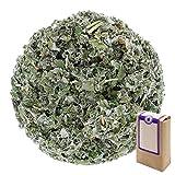 Núm. 1411: Té de hierbas orgánico 'Hojas de frambuesa' - hojas sueltas ecológico - 100 g - GAIWAN® GERMANY - frambuesa de la agricultura ecológica en Polonia