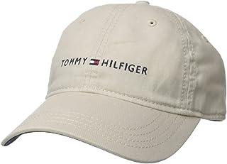 Tommy Hilfiger Men's Logo Dad Baseball Cap