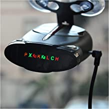 $49 » youyu6-2o521 Mobile Auto Car Anti Radar Detector English Russian Voice Announcement Speed Detection Radar Alarm Support XR...