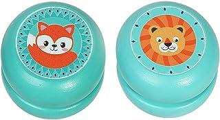 1Pc Magic YoYo palla giocattoli per bambini in plastica colorata yo-yo regalWTM