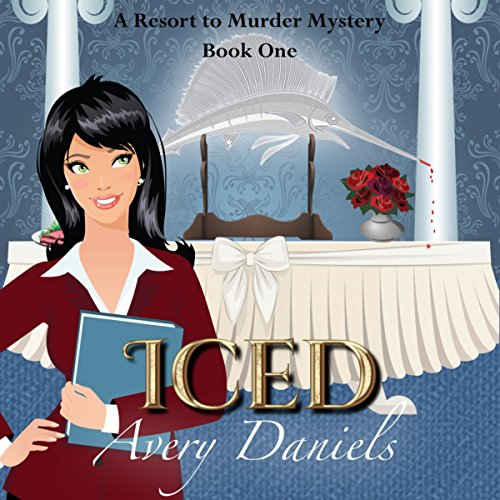 Iced: A Resort to Murder Mystery audiobook cover art