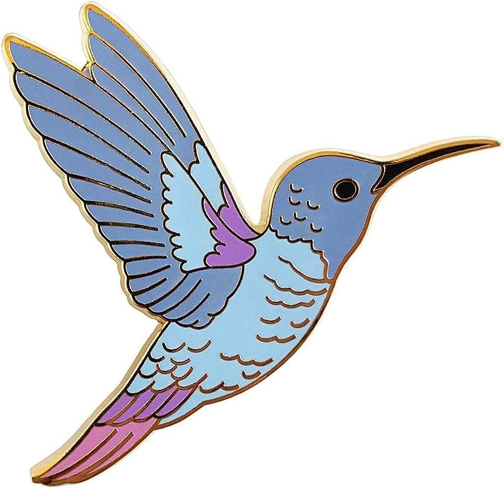 Max 53% OFF Pinsanity Hummingbird Enamel Lapel Pin New products, world's highest quality popular!