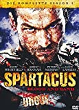Spartacus: Blood and Sand - Staffel 1 (Uncut) (5 DVDs)