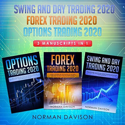 Options, Forex, Swing & Day Trading 2020 cover art