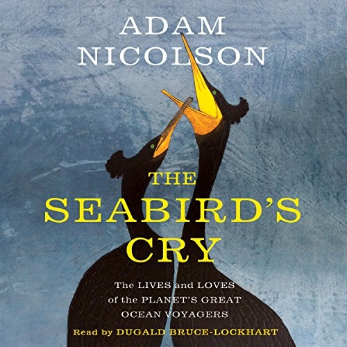 The Seabird's Cry audiobook cover art