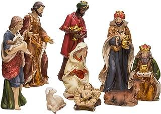Best ceramic nativity set Reviews