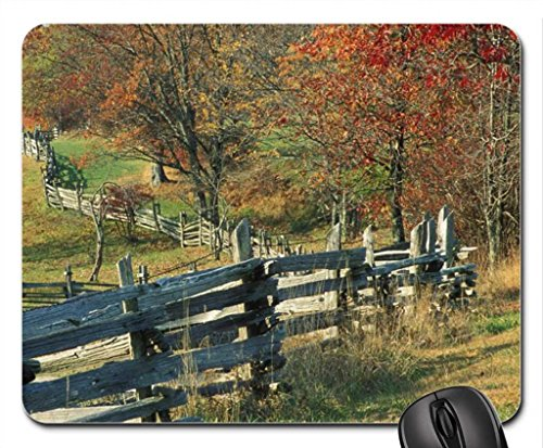 Cumberland Gap National Historical Park Middlesboro Kentucky Mouse Pad, Mousepad (Fields Mouse Pad)