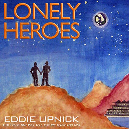 Lonely Heroes audiobook cover art