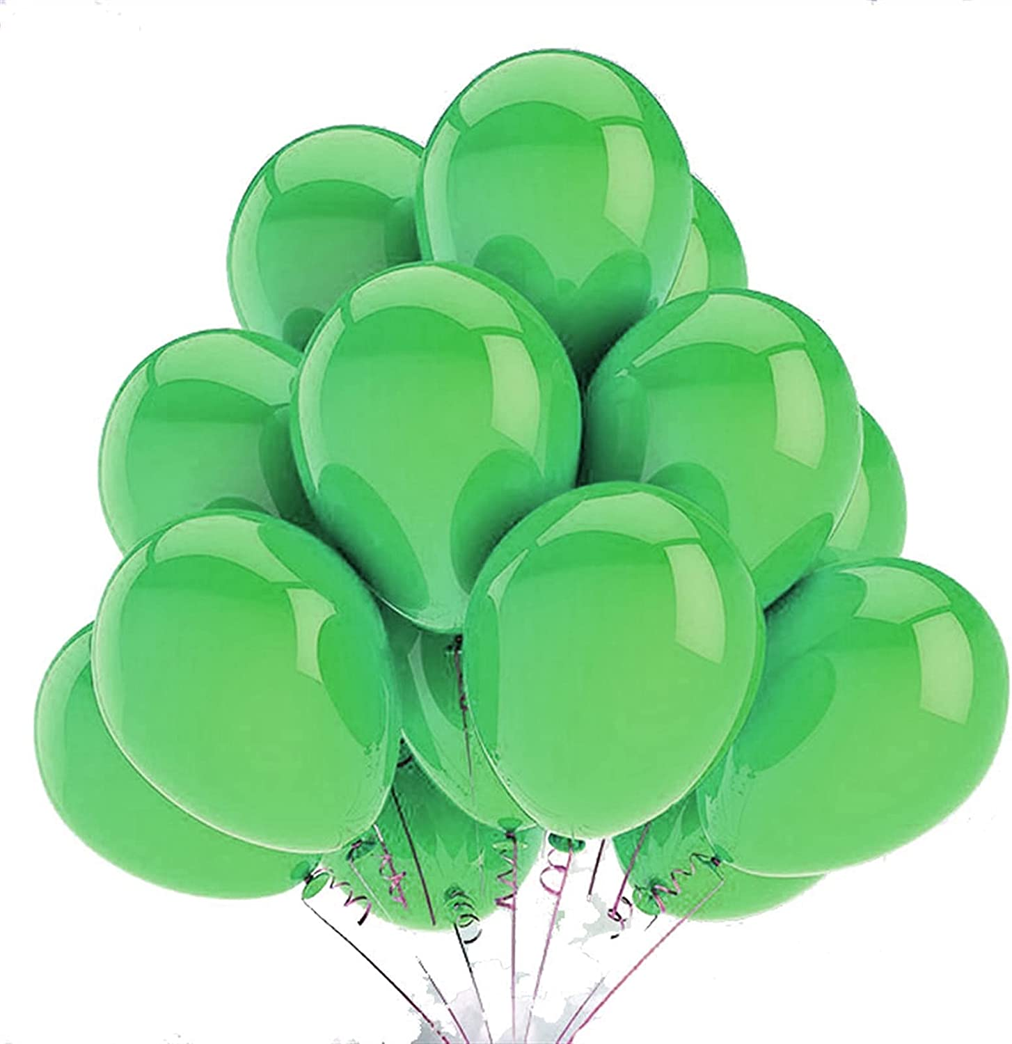 Birthday Balloons 10 20 Free shipping / New 30pcs 12 Glossy Birt Latex Pearl inch Direct stock discount