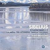 Sinfonien 1-7/Finlandia/Kullervo