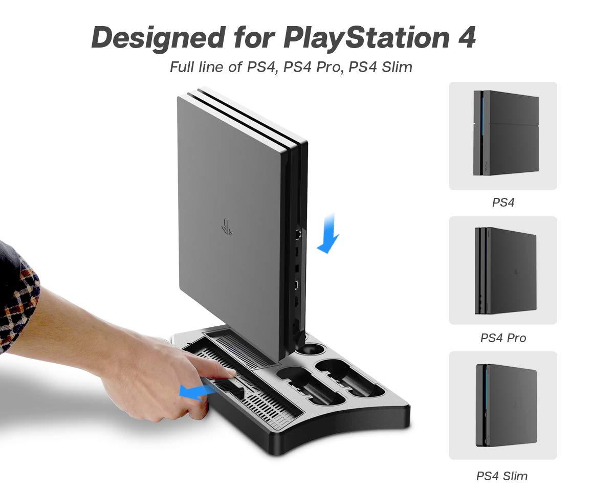 Playstation Soporte Vertical, PSVR Auriculares Headset Stand ...