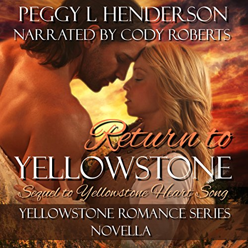 Return to Yellowstone audiobook cover art