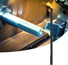 Micro gran repuesto para máquinas, accesorio, hoja de corte de madera, hoja de sierra de calar Z060 pulida para plástico de PVC para mesa de sierra de calar