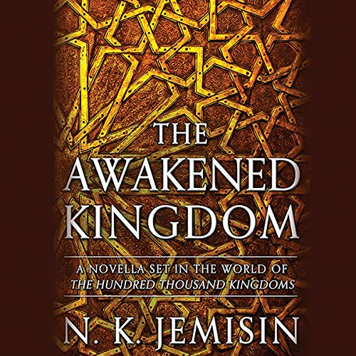 Page de couverture de The Awakened Kingdom