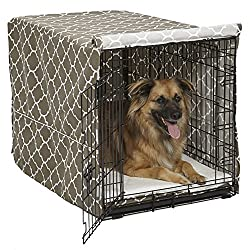 MidWest Dog Crate Cover, Dog Crate Cover Fits MidWest Dog Crates