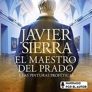El maestro del Prado audiobook cover art
