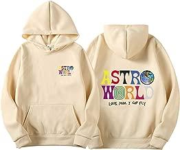 Travis Scott Hoodie New Print Men's Hip Hop Pullover Sweatshirt Hoodies
