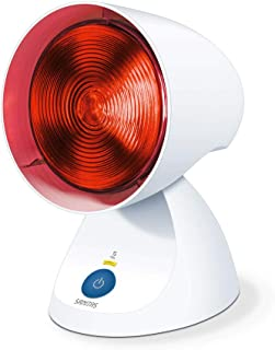 Sanitas SIL 29lámpara infrarroja, Intensivo de infrarrojos lich con temporizador, función de apagado y ajustable Pantalla