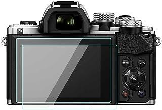 Olympus OM-D E-M10 Mark III II - Protector de pantalla para cámara Olympus OM-D E-M10 Mark II / Mark III (2 unidades)