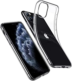 LNSST for iPhone 11 Case, Crystal Clear Slim Protective Cover, Flexible Soft TPU Anti-Scratch Cases Compatible with Apple iPhone 11 (2019),Foriphone11