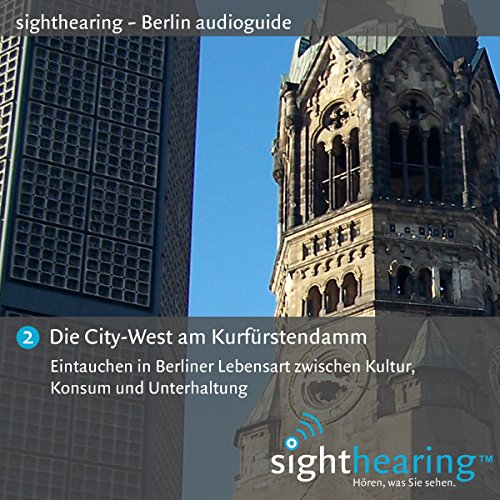 Die City-West am Kurfürstendamm Titelbild