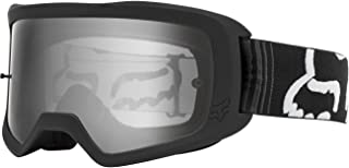 Fox Racing Main II Race Goggle Black, One Size