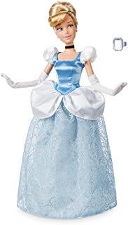 Disney Store Cinderella Classic Doll with Ring - 29cm 2018 Version