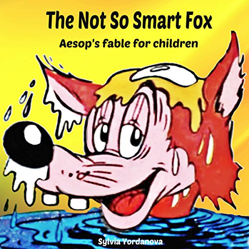 The Not So Smart Fox audiobook cover art