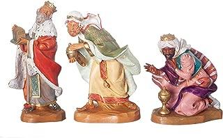 Fontanini, Nativity Figure, 3-pc Italian Three Kings Set, 7.5