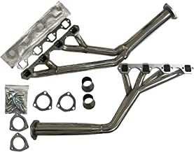 MILLION PARTS Stainless Steel Header Exhaust System Kit fit for 1964-1970 ford Mustang V8 Engine