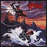Dio Holy Diver Patch Album Cover Art Heavy Metal Band Woven Sew On Applique