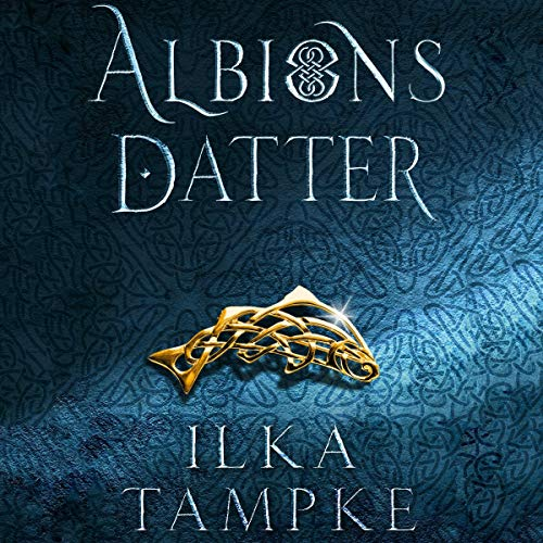 Albions datter audiobook cover art