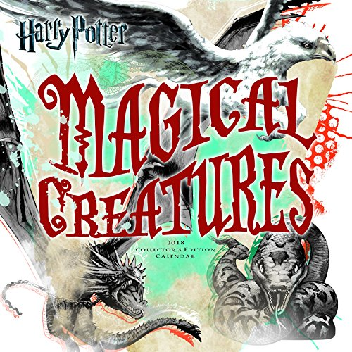 Harry Potter 2018 Collector's Edition Calendar
