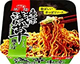 サッポロ一番 旅麺 浅草 ソース焼そば 109g ×12食
