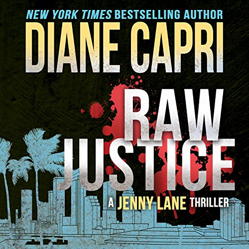 Raw Justice audiobook cover art