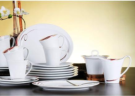 Preisvergleich für Seltmann Weiden Top Life Aruba Kaffeeservice 20-tlg. 23434