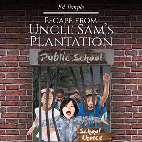 Escape from Uncle Sam's Plantation Titelbild