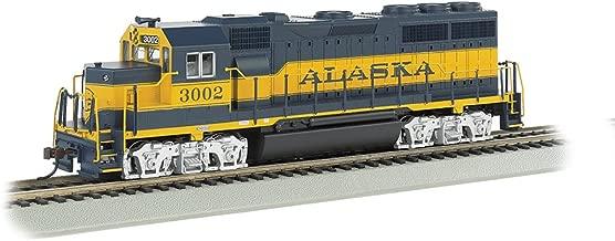 Bachmann Industries EMD GP40 DCC Alaska #3002 Sound Value Equipped Locomotive (HO Scale)