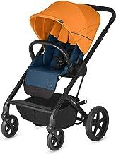 CYBEX Gold Kinderwagen Balios S, Ab Geburt bis 17 kg (ca. 4 Jahre), Tropical Blue